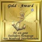 Manfreds Internetseiten Award