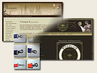 Cologne Lanyards screenshot